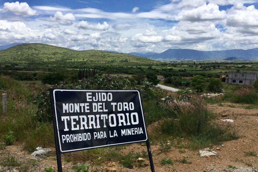 Avanzan proyectos extractivistas en tierras comunales de Oaxaca