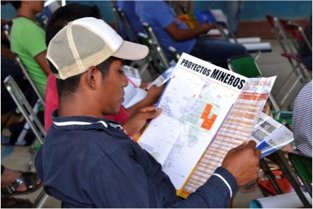 Comunidades de la Sierra Norte de Oaxaca se organizan para la defensa de sus territorios