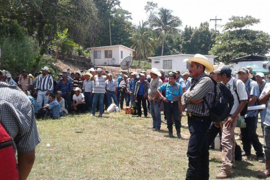 Guatemala: Miles exigen restitución de tierras para desplazados en el norte del Petén