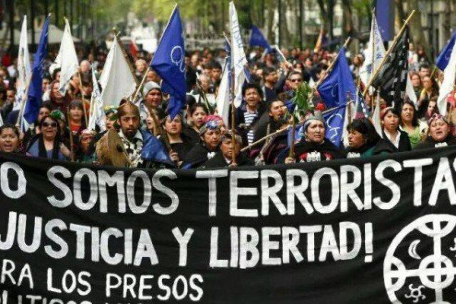 Chile: Mapuches llevan 111 días de huelga de hambre y 10 detenidos más son acusados de terrorismo
