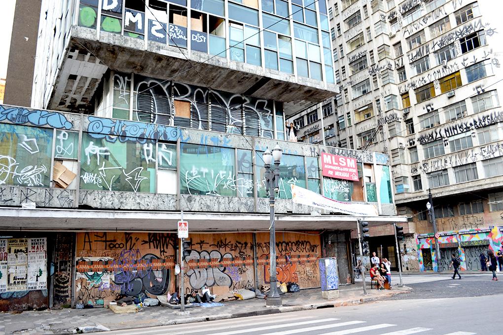 Un grafiti puede ser considerado un acto terrorista en Brasil