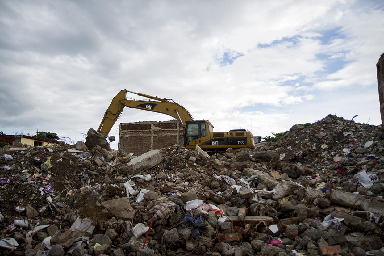 México: Política de la destrucción-reconstrucción de Peña Nieto en el Istmo de Tehuantepec, Oaxaca