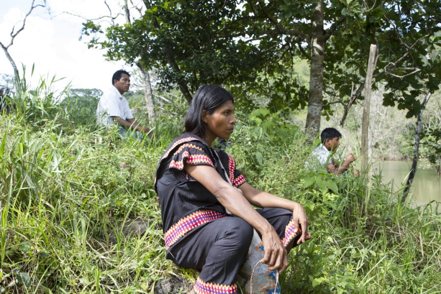 Panamá: indígena Ngäbe-Buglé amenazados por las inundaciones de hidroeléctricass