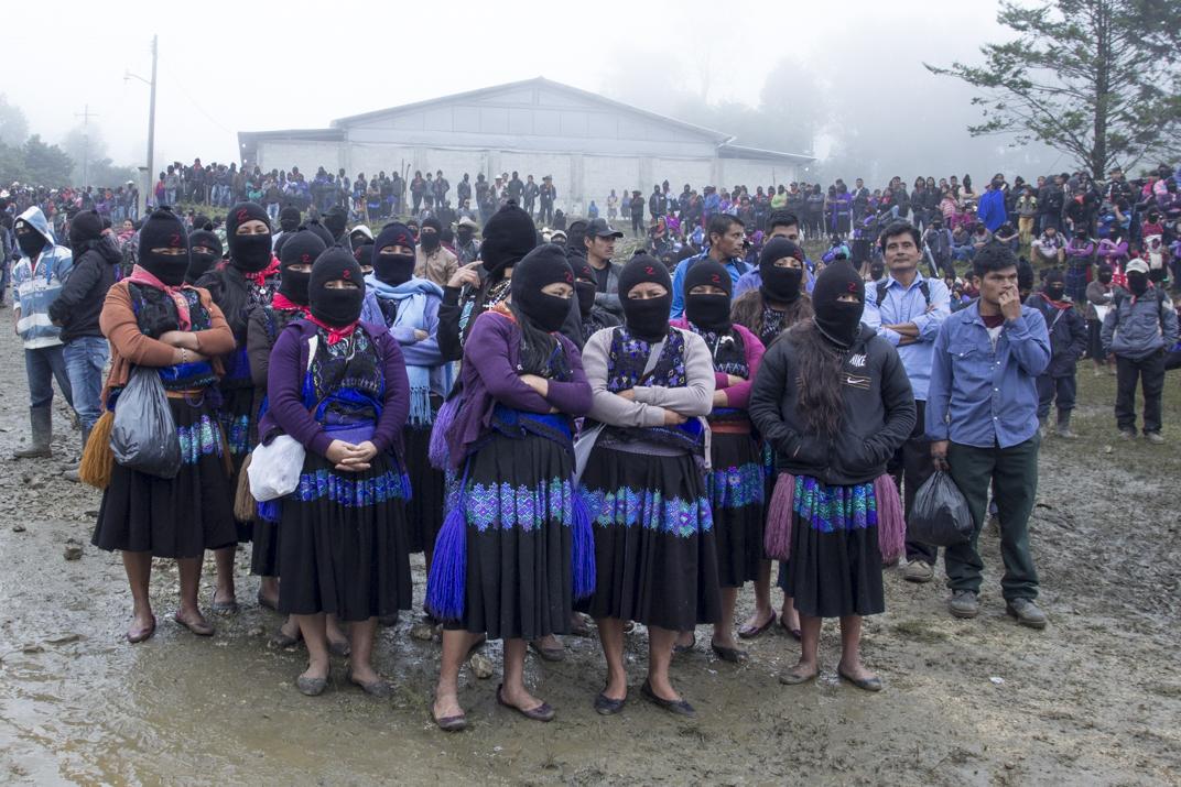 Se agudizan obstáculos a la propuesta independiente del Concejo Indígena de Gobierno