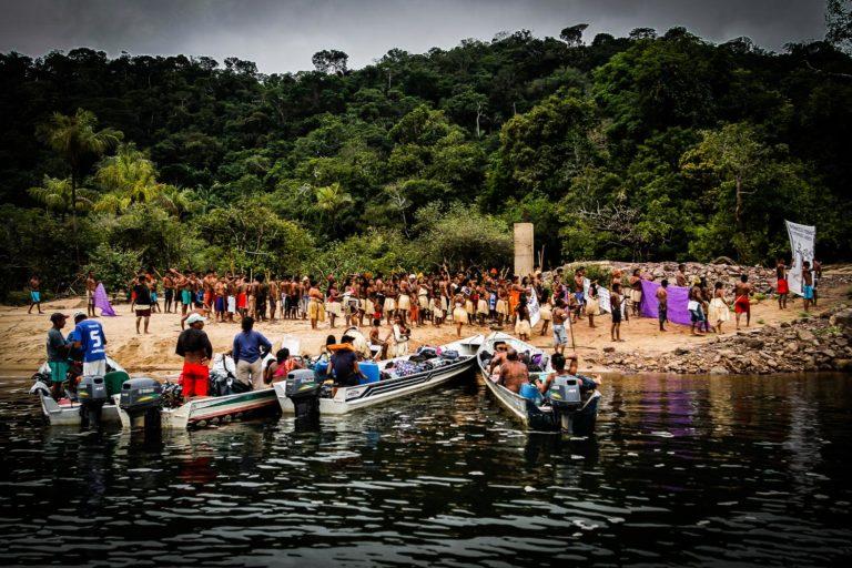 Brasil: Represión, la respuesta del gobierno al pueblo Munduruku