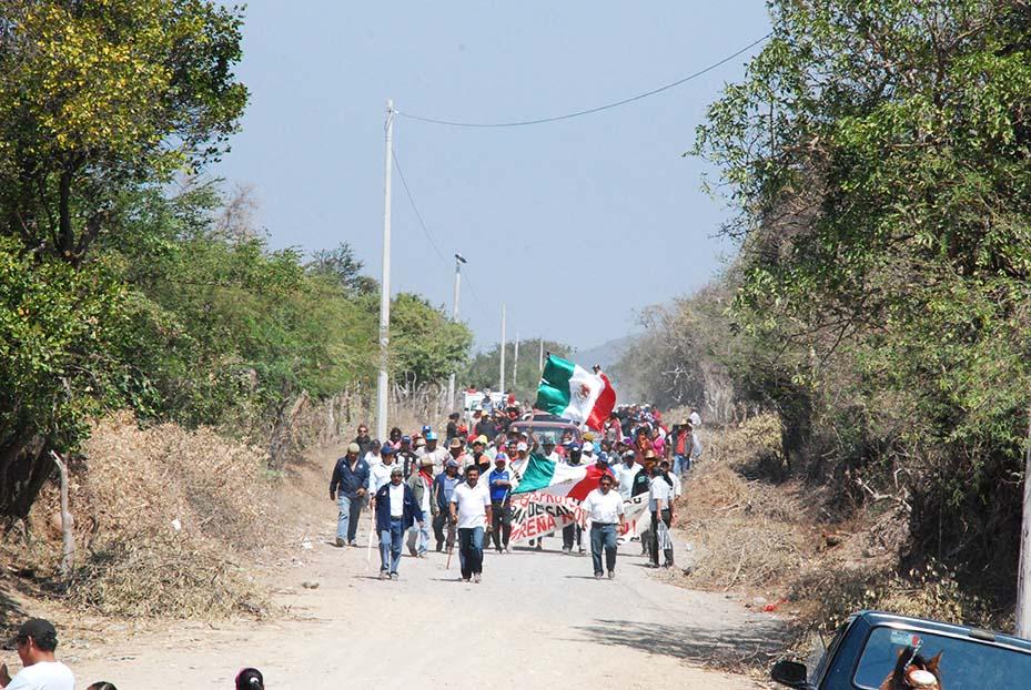 En Oaxaca, comunidad paga costo de la reconversión energética de Francia