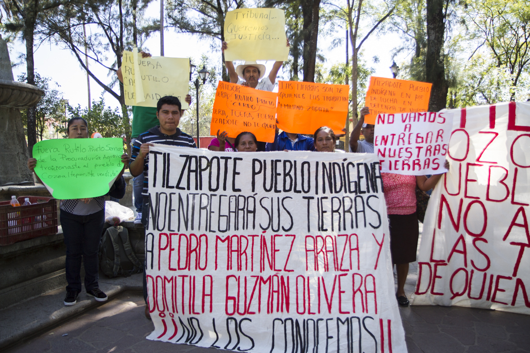 Mexico: Real estate sector robs Zapotecs of their communal lands on the coast of Oaxaca