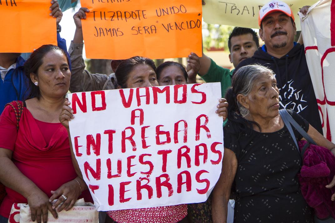 México: Sector inmobiliario despoja a zapotecos de sus tierras comunales en la costa de Oaxaca