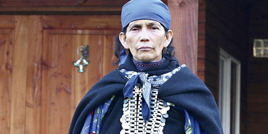 En Bolivia: Machi Francisca Linconao toma la palabra