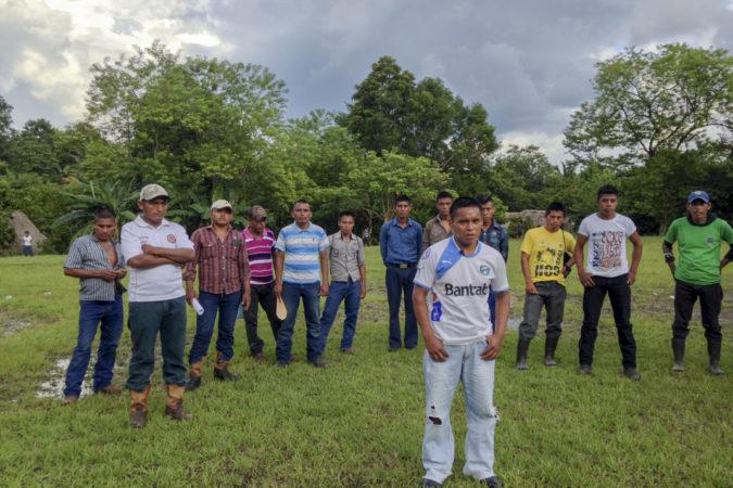 Palma de aceite y la transfiguración del norte de Guatemala