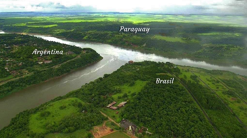 Argentina: El fondo de un río que desemboca en el Paraná tiene más glifosato que un campo de soja
