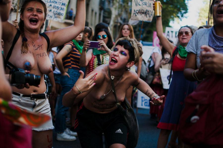 Argentina: Más de 700 mil personas se sumaron al Paro Internacional de Mujeres