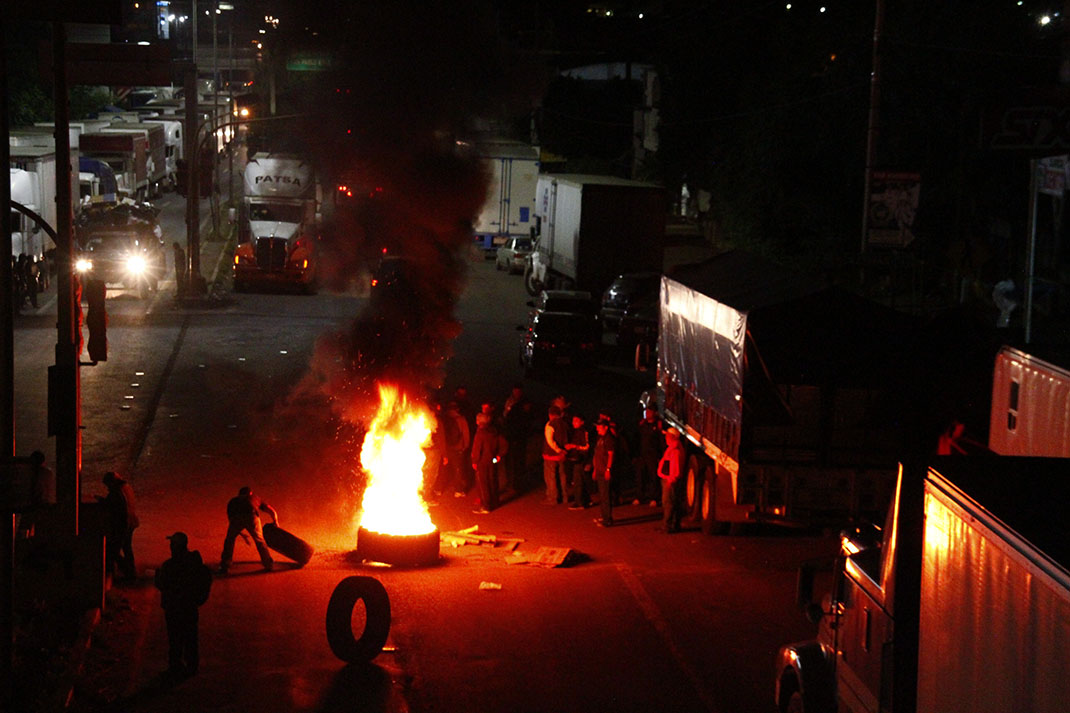 México: Se reaviva conflicto en Nochixtlan, Oaxaca, tras acción del alcalde y grupos de choque