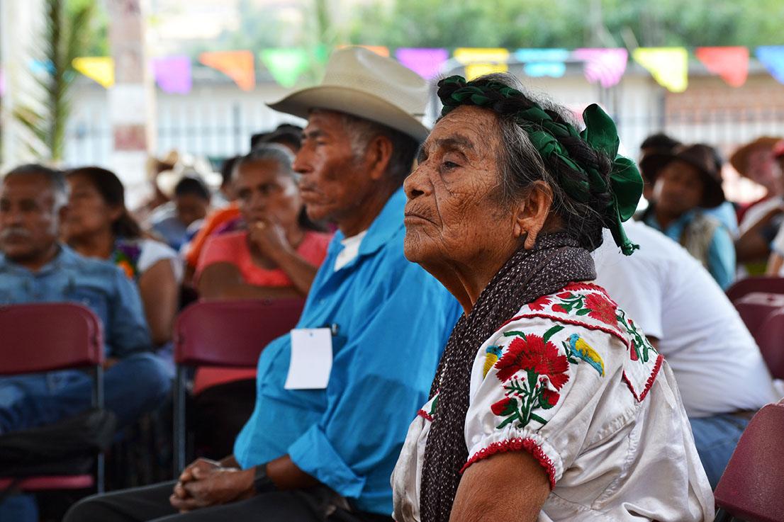 México: Magdalena Teitipac, un territorio donde las mujeres sostienen su lucha haciendo tortillas