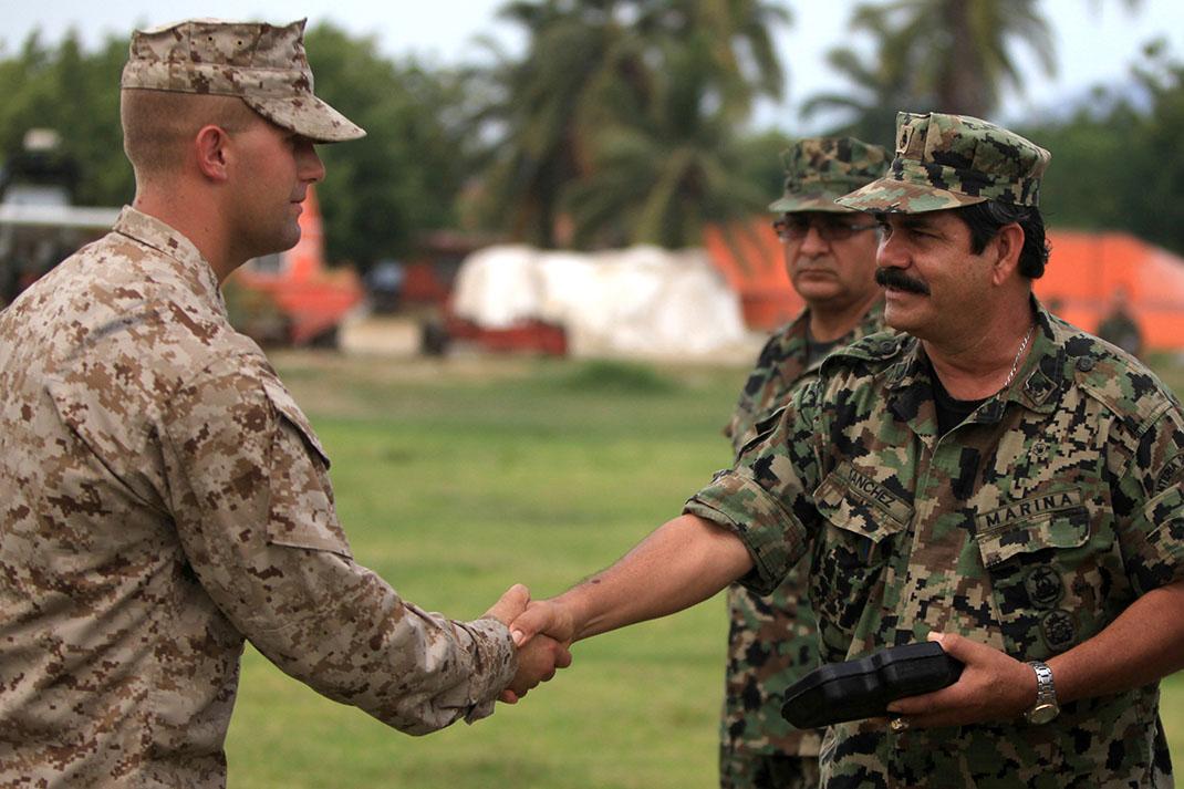 ¿Porqué EEUU guarda silencio sobre la nueva Ley de Seguridad Interior de México?