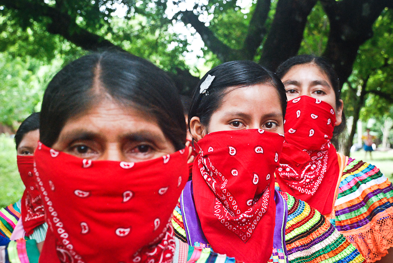 De más de 38 países acudirán al 1er encuentro internacional de mujeres del EZLN