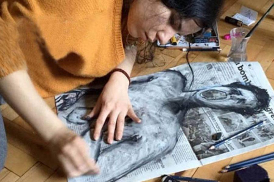 Turquía: la artista y periodista en prisión, Zehra Doğan, incita a sus colegas a escribir sin miedo