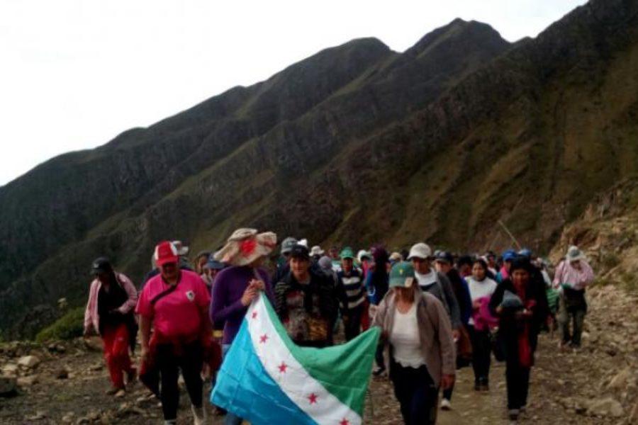 Tariquía de pie: una lucha campesina en Bolivia frente al extractivismo petrolero