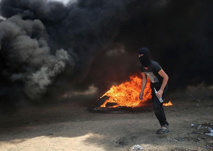Traslado de la Embajada de EE UU en Jerusalén se convierte en la protesta más sangrienta en Gaza