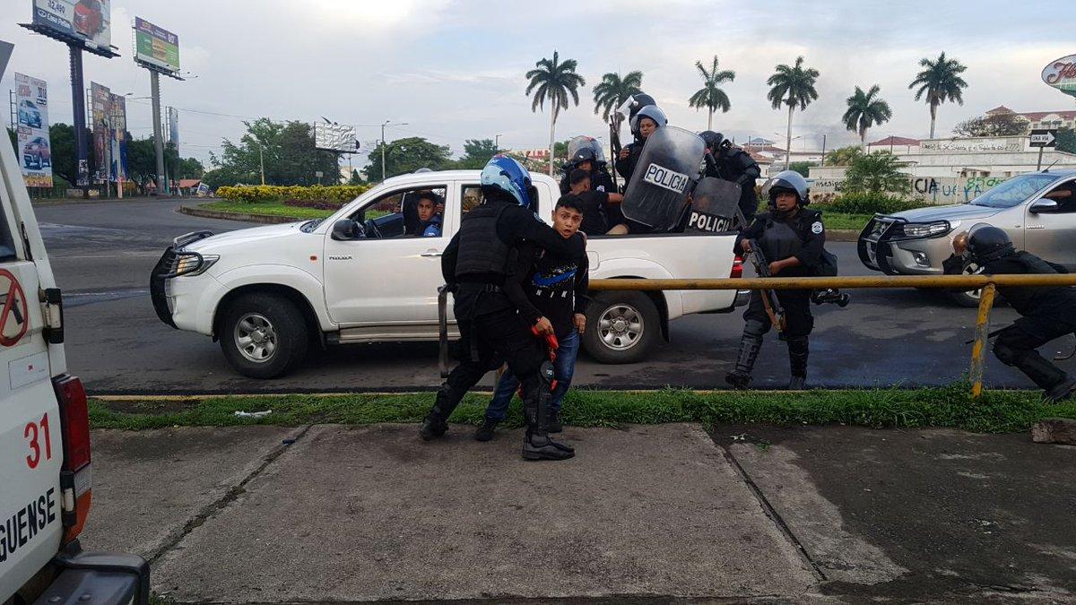 """Nicaragua: """"Nos han quitado el derecho básico de vivir"""""""