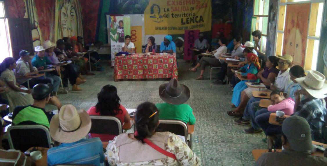 """Estado de Honduras lleva a votación proyecto de Ley de Consulta que niega """"derecho a veto"""" de los pueblos; con respaldo de la OIT"""