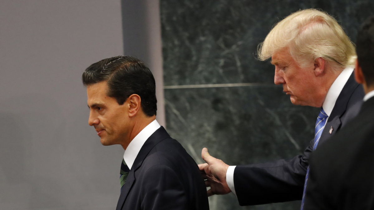 Guerra comercial de Trump y el nerviosismo de empresas mineras en México