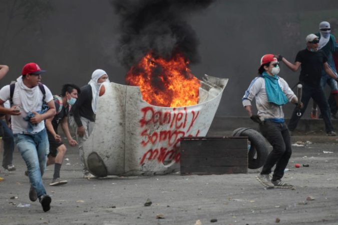 Social Conflict in Nicaragua: More than 108 dead