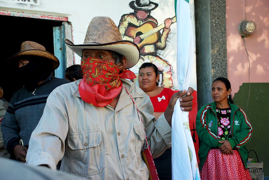 México: la mejor forma de defender el territorio es ser indígena y la propiedad comunal
