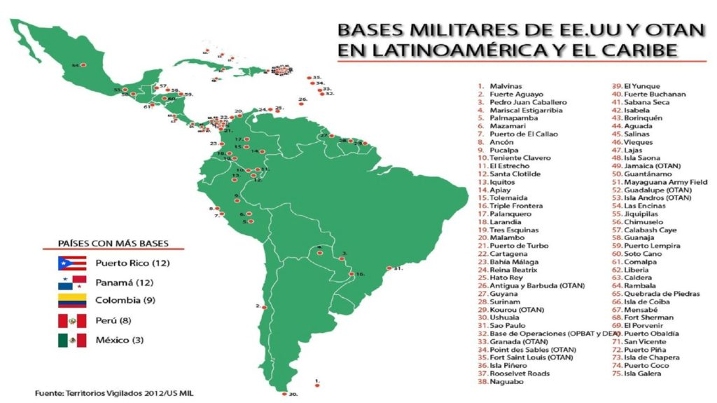 The United States Southern Command\'s New Strategy in Latin ...