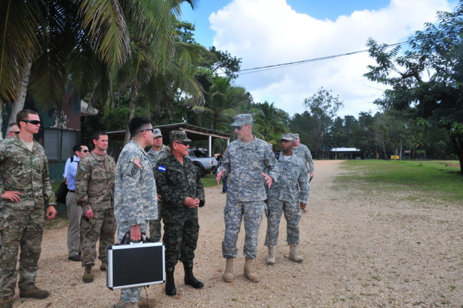 The United States Southern Command's New Strategy in Latin America