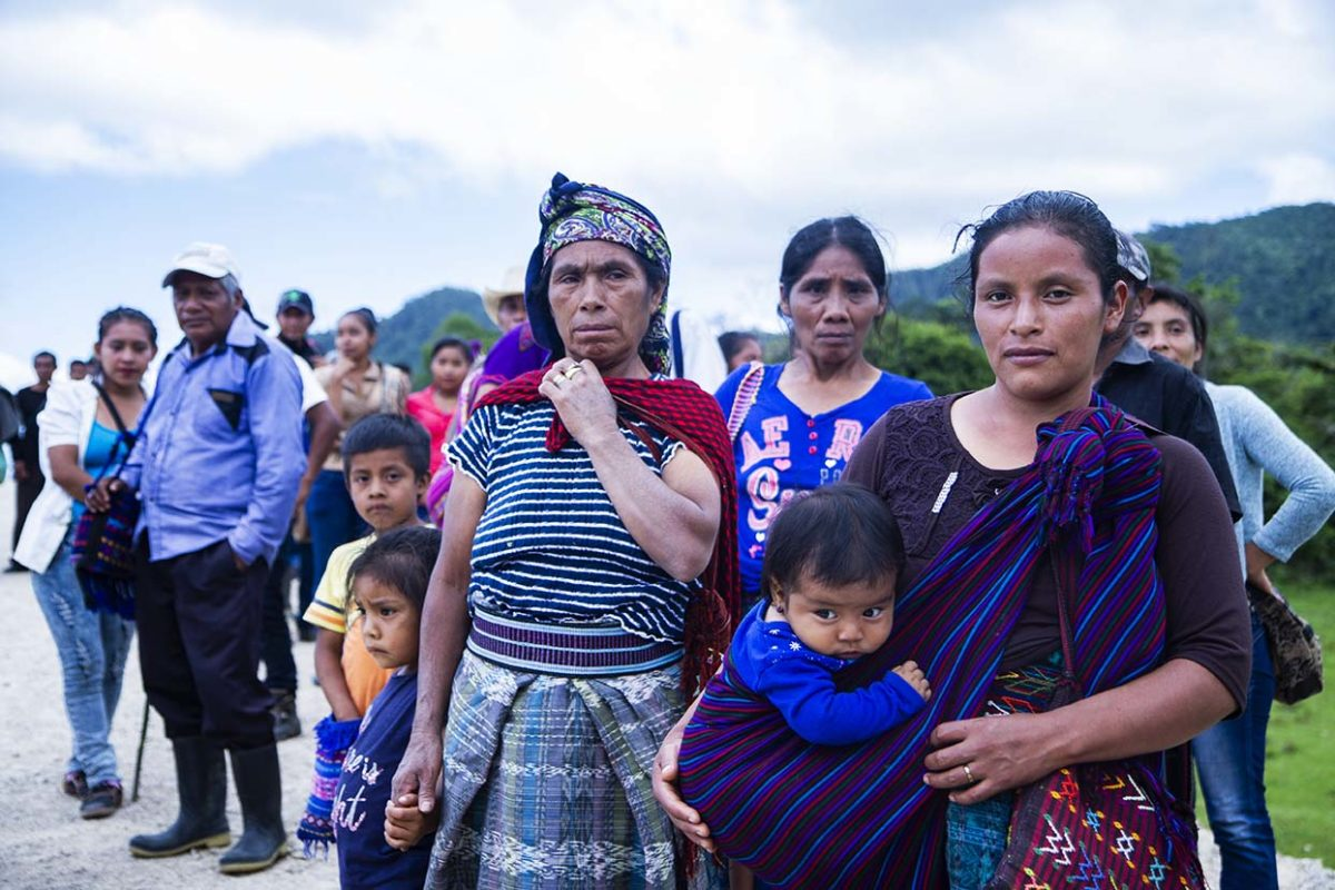 Northern Guatemala: Indigenous peoples called terrorists for defending their rivers