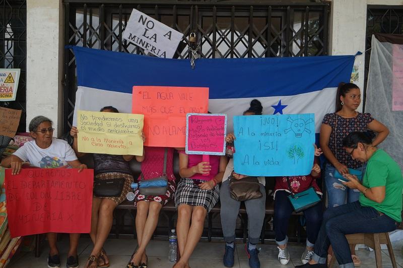 Honduras: Tras represión violenta anuncian cierre de mina en el Aguán