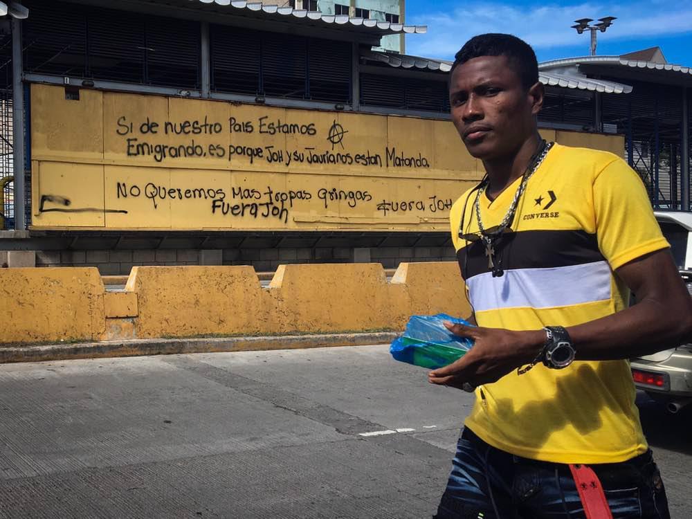 Violencia, despojo, hambre, represión. Honduras y las razones del éxodo migrante – Parte 1