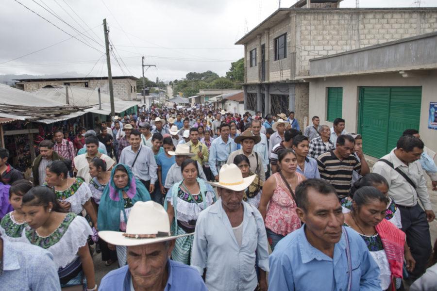 Gobierno de Chiapas insiste en proyecto de súper autopista; comunidades indígenas rechazan la construcción