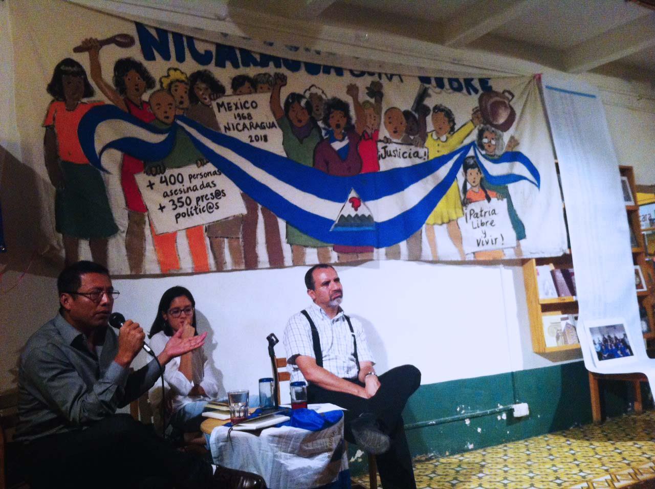 Sigue represión en Nicaragua, miles de nicaragüenses buscan refugio