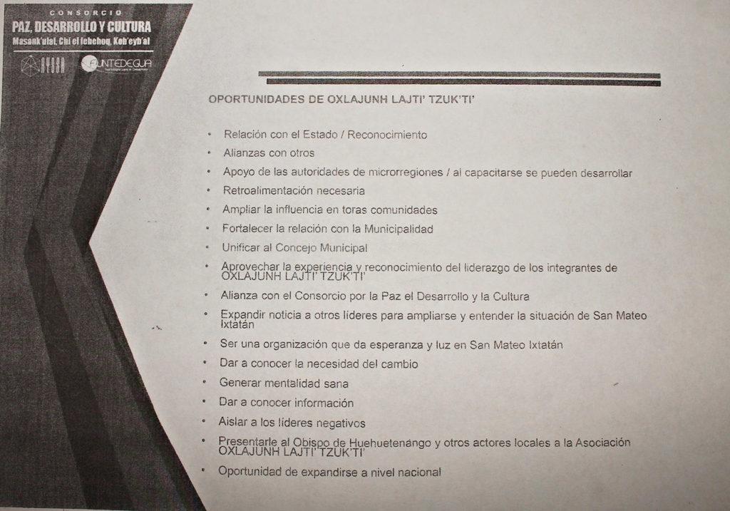 La declaración de Estado de Sitio en San Mateo Ixtatán, luego que la seguridad de la empresa disparara en contra de los comunitarios