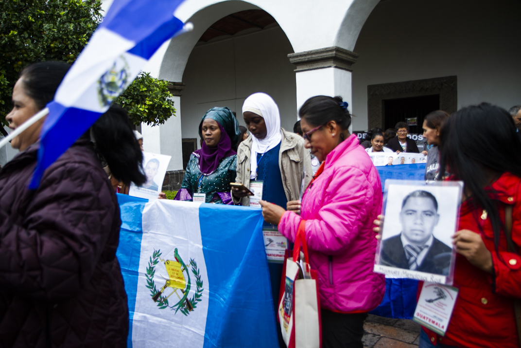 What does the Central American exodus have to do with Europe's 'migrant crisis'?