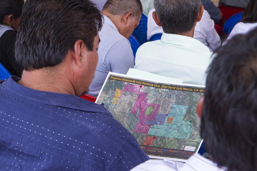 México: mineras de Canadá y EE.UU. acaparan 80% del territorio de los Valles en Oaxaca