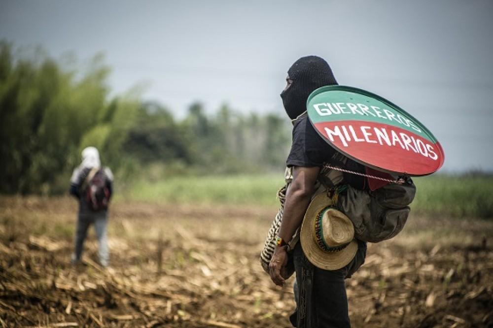 Nasa People Travels through Autonomous Movements in Mexico