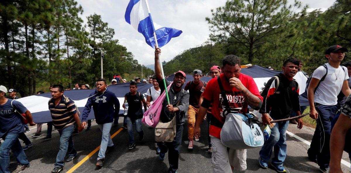Nuevo éxodo migrante de 15 mil personas esta a punto de salir de Honduras
