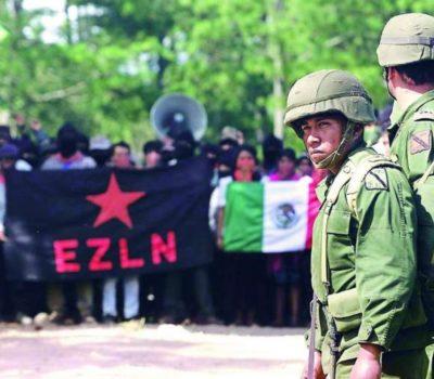 Más de 700 intelectuales y activistas del mundo expresan su solidaridad con el EZLN y responsabilizan al gobierno actual de cualquier agresión