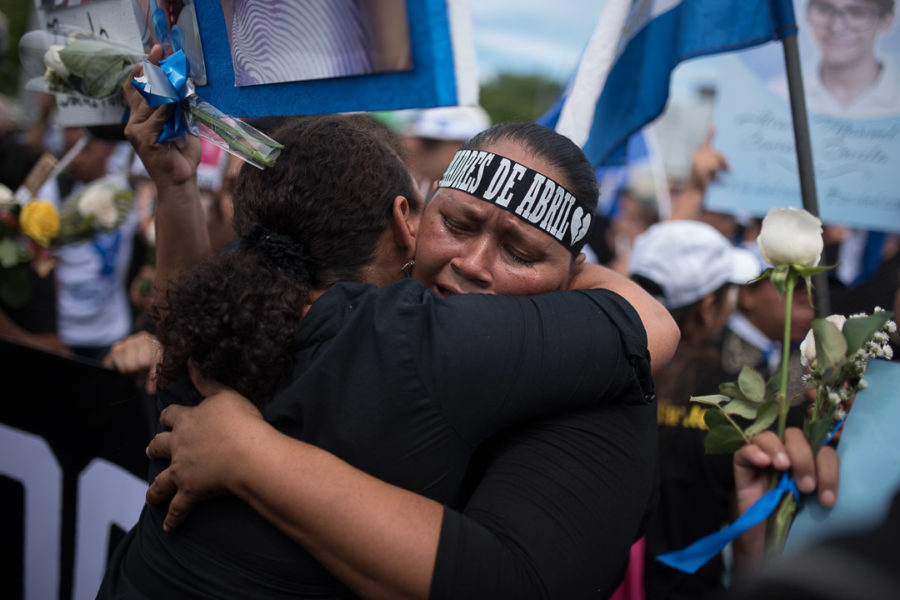 Nicaragua en el exilio: Testimonios de persecución bajo la dictadura Orteguista