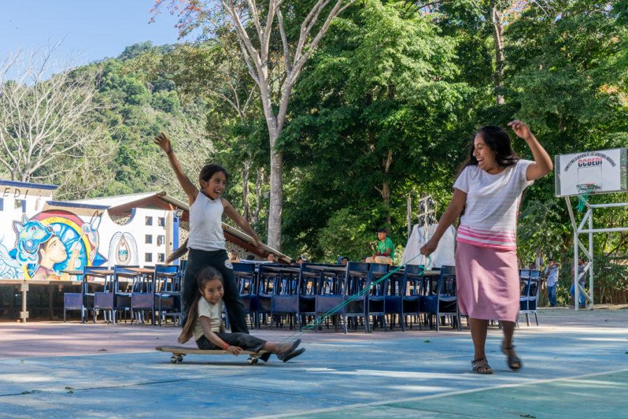 En Oaxaca, encuentro de teatro para la defensa de los pueblos indígenas
