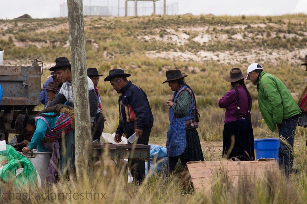 """Bolivia, """"Estamos viviendo el peor momento de la historia de los pueblos indígenas"""""""
