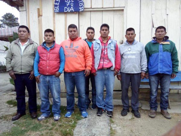 Chiapas: Pese a maltrato y agresiones, presos continúan huelga de hambre