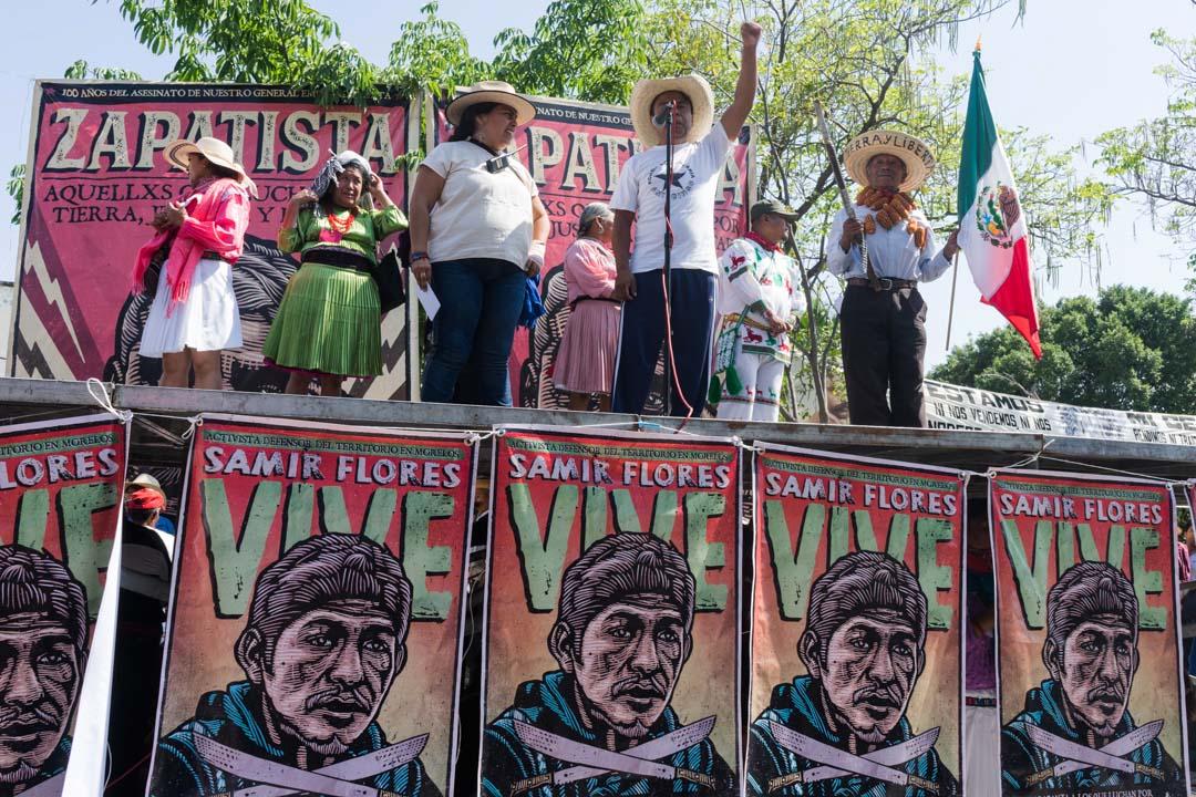 Consulta de AMLO sobre Proyecto Integral Morelos incumplió con el Convenio 169 de la OIT