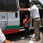 El bloqueo a las caravanas migrantes en México, acorde a políticas de EEUU