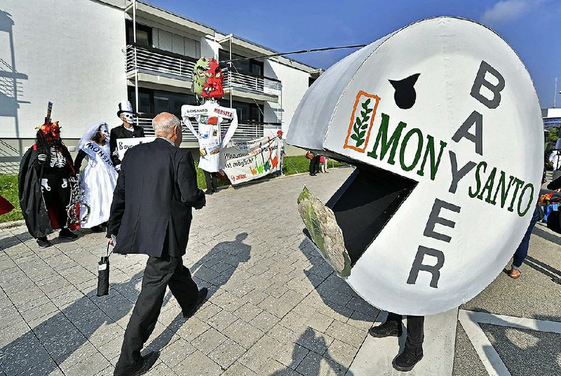 Agricultor francés vuelve a ganar demanda contra Monsanto