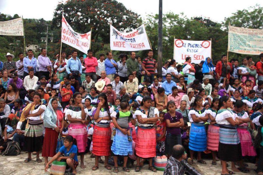Chiapas: Gobierno condiciona presupuesto municipal a cambio de aprobación de la carretera San Cristóbal-Palenque