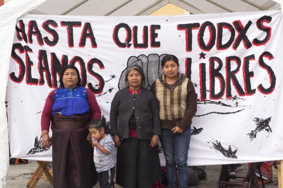 Chiapas: En riesgo salud de presos en huelga de hambre
